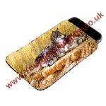 Summer Wolves Personalised Phone Pouch